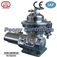 Wholesale 2 Phase Disc Stack Separator - Centrifuge For Algae Extraction and Concentration from china suppliers