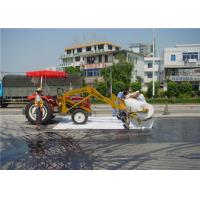 Wholesale White PET Non Woven Geotextile For Filtration / Seperation / Slop Protection from china suppliers