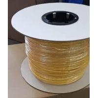 Wholesale Flexible Yellow  PVC Tube For Electrical Wire Protective, Electric Insulated  PVC Tube For Outside Insulation Protection from china suppliers