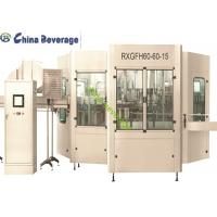 Wholesale Plastic Bottle Juice Filling Equipment 1000-30000 BPH Gravity Filling from china suppliers