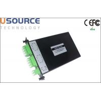 Wholesale 1x4 1x8 High Reliability CWDM Mux Demux 1270-1610nm for Access Network from china suppliers