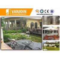 Wholesale Eco-friendly Sound Insulation Fireproof Modern Prefab Houses Villa System from china suppliers