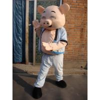 Wholesale funny pig mascot costume, cartoon costume  from china suppliers