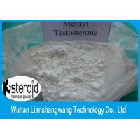 Wholesale GMP Steroids 17- Methyltestosterone / Mesterone CAS 58-18-4 For Sex Enhancement from china suppliers