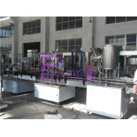 Wholesale Linear Type Soft Drink Bottling Equipment 0.25L - 2.5L For Plastic Bottle from china suppliers