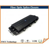 Wholesale Horizontal Four Cable Optical Fiber Cable Splice Closure / Fiber Optic Joint Box from china suppliers