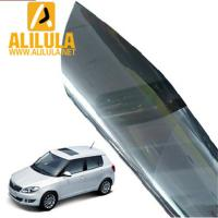 Wholesale UV 99% reduction plastic self-adhesive car sputtering window film in 1.52*30m from china suppliers