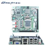 Wholesale Mini ITX LGA1155 Motherboard H61 Chipset Industrial Grade Motherboard from china suppliers