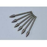 Buy cheap 110gr 120gr Break - Off Tungsten Point For Carbon Arrow Standard Arrowheads from wholesalers
