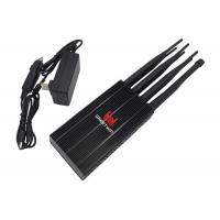 Wholesale Long Distance Powerful LTE Mobile Phone Signal Jammer 20m Jamming Range from china suppliers