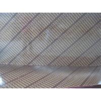 Wholesale Anti-Skidding Film Faced Plywood 12mm - 21mm With Brown / Black Film from china suppliers