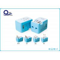 Wholesale 4 In 1 Universal Electrical Power Plugs And Adaptors Double LED Auto Protection from china suppliers