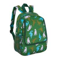 Wholesale Cute Green Kids School Backpacks For Teenage Girls Portable 300D Polyester from china suppliers