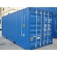 Wholesale 20′ ISO Shipping Container from china suppliers