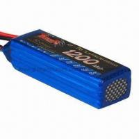 Wholesale Tiger 22.2V 1200mAh 30C 6S LiPo Battery for RC Models from china suppliers