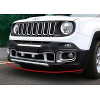 Wholesale Front Bumper Guard and Rear Bumper Protector For Jeep Renegade 2016 2017 from china suppliers
