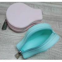 Buy cheap Pink Mini Racket shape of green environmental protection Silicone bags from wholesalers
