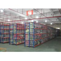 Wholesale Adjustable Medium Duty Storage Rack ,  Steel Racking System For Warehouse from china suppliers