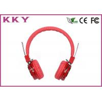 Wholesale Multi Function Wireless Around Ear Headphones With FCC / CE / RoHS BH05 from china suppliers