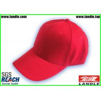 Wholesale Red Cotton Full Mesh Vintage Baseball Hats Korean Style Daily Decoration from china suppliers