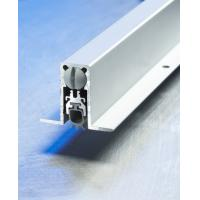 Buy cheap Extruded Automatic Door Bottom Seal White  / Rubber Extrusion Seals from wholesalers