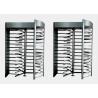 Buy cheap Stainless Steel Full Height Turnstiles Door ,  Pedestrian Access Turnstile Barrier from wholesalers