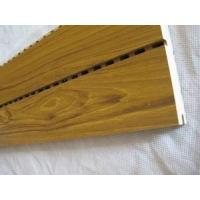 Buy cheap Wooden Groove Acoustic panel from wholesalers