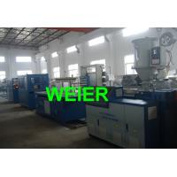 Wholesale Ecological WPC Extrsuion Line SJ-75 / 25 Extruder With CE Certificate from china suppliers