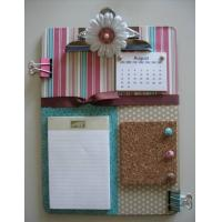 Wholesale clipboard organizer with notepad from china suppliers
