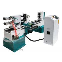 Wholesale Full automatic double spindles wood turning lathe machine from china suppliers