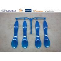Wholesale Home Plastic Houseware kids / baby feeding spoons Injection Mould and Molding from china suppliers