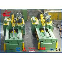 Wholesale 18.5kW Hydraulic Bailer Machine For Light Scrap Metal Front Out Discharging from china suppliers
