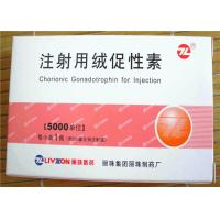 HCG Human Growth Hormone Peptide 15 Minutes Rapid Pregnancy Test 5000iu / Vial