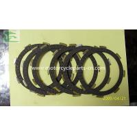 Wholesale Honda CG125 Clutch Friction Plate Motorcycle Engine Parts CG125 Clutch Lining from china suppliers