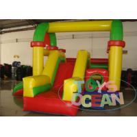 Wholesale Colorful 0.55 Mm PVC Inflatable Bouncer Combo Durable Safety For Children from china suppliers