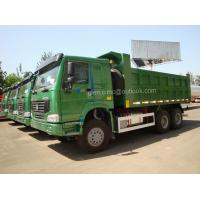 Wholesale HOWO Dump Truck ZZ3257N3647A 371HP 6*4 15m3 from china suppliers