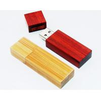 Wholesale USB drive factory supply cheap Wooden Usb Flash Drive bamboo usb stick from china suppliers