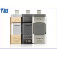 Wholesale 3 Interface OTG 64GB Pen Drives for Android Product and Apple Product from china suppliers