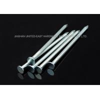 Wholesale Wooden Furniture 2 inch Galvanized Iron Nails Smooth Shank Diamond Point Zinc Plated from china suppliers