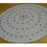 Wholesale Single Side LED Light PCB Board Aluminum PCB Board For LED Lighting from china suppliers
