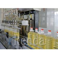 Wholesale 110V 220V 380V Oil Automatic Bottle Filling Machine SUS304 1000 - 12000 BPH from china suppliers