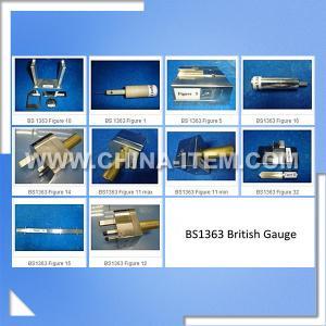 Wholesale BS1363 Uk Plug and Socket Gauge, British BS1363 Plug and Socket Outlets Gauge from china suppliers
