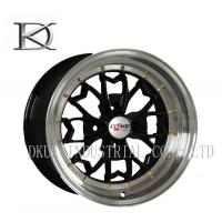 Wholesale Customize Forged Concave Wheels / 2 Piece Forged Wheels 18 4X4 Rims from china suppliers