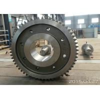 Wholesale Large Diameter Coniflex Steel External Ring Pinion Spur Gear With ANSI API DIN Standard from china suppliers