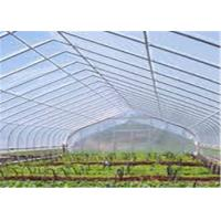 Wholesale Large Greenhouse Poly Film , Single Layer Plastic Greenhouse Cover For Plant from china suppliers