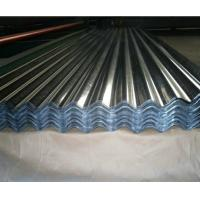 Wholesale  ASTM A653 Corrugated Steel Roofing Sheets from china suppliers