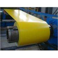 Wholesale JIS G3312 / GB / T 12754 / DX51D + Z  PPGI Zinc Prepainted Color  Coated  Steel Coil from china suppliers