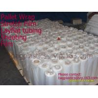 Wholesale PALLET WRAP, Stretch Film, Produce Roll, Layflat Tubing, Sheet, Film, sheeting, blue tint from china suppliers