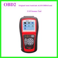 Wholesale Original Autel AutoLink AL519 OBD-II and CAN Scanner Tool from china suppliers