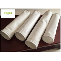 Wholesale 550GSM PTFE Membrane Polyester Antistatic Filter Bag For Dust Collector from china suppliers